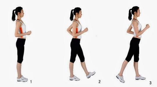 4 cách đi bộ giảm cân đốt cháy nhiều calo nhất.